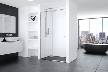 New configurator of showers screens