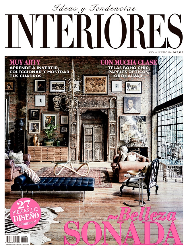 Revista decoracion de interiores trendy revista for Revista interiores ideas y tendencias