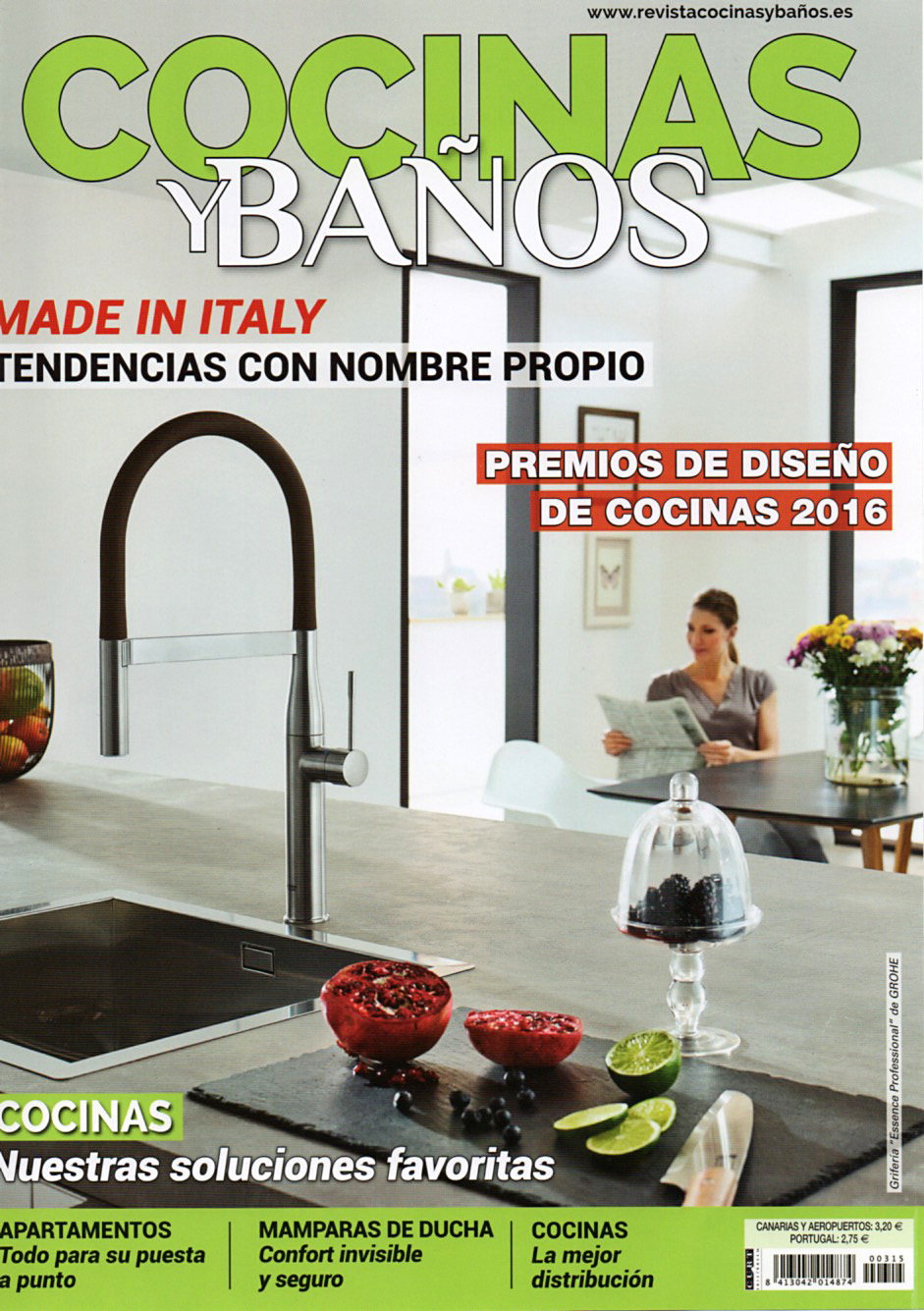 Revista cocinas y baos pdf bricor cocinas y baos with for Casa y jardin revista pdf